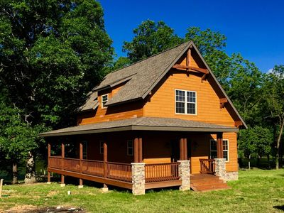 The most awesome cabin on the Spring River