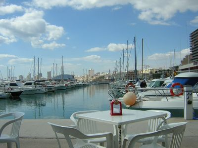 El Campello apartment rental - Campello harbour