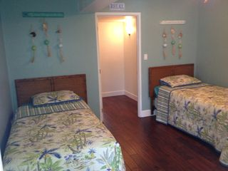 Sanibel Island condo photo - 2nd bedroom is serene and roomy