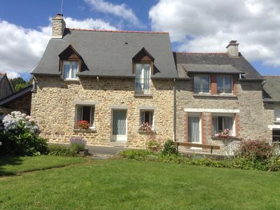 4 bedroom house in a quiet countryside Rennes