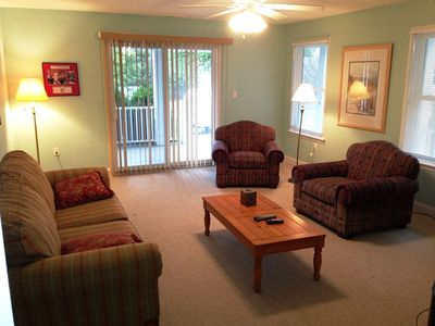 Avalon house rental - Den First Floor