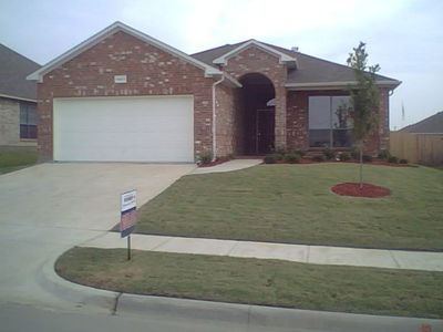 SINGLE LEVEL, BRAND NEW HOME, BRICK EXTERIOR, NO STAIRS