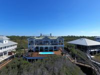 Spectacular Gulf Front Home, 4 Br, 4.5 Ba, Elevated Pool W/Gulfview, Sleeps 9