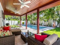 Key West Style Home with a Pool, Close to Delray Beaches and Atlantic Ave