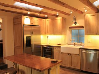 Santa Fe house photo - Newly renovated kitchen!
