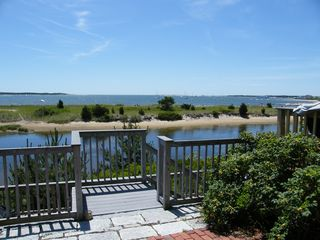West Yarmouth condo photo - Lagoon and mile long beach