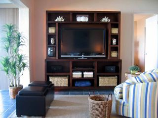 Sanibel Island condo photo - 46' Sony HDTV, DVD, and Entertainment Center