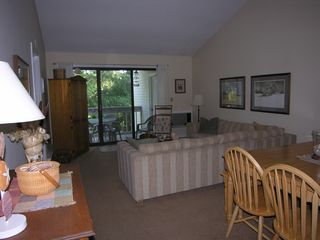 Brewster Ocean Edge Resort condo photo - Living Area