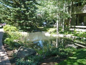 Sun Valley condo rental - Serene Natural Setting