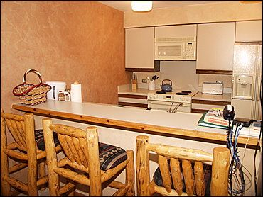 Beaver Creek condo rental - Fully-Equipped Kitchen Bar Seating for 3