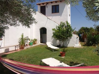 Villa with spectacular sea views less than ten minutes from the beach