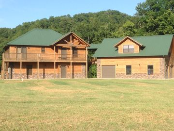 Calico Rock house rental - Front of House