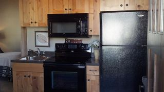 Kalispell villa photo - Kitchen with full sized appliances