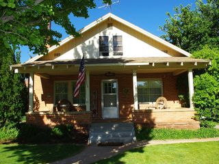 Kanab bungalow photo - House Front