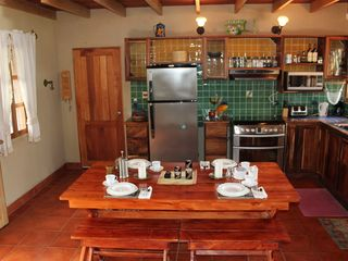 San Ramon villa photo - Watch the sun rise and set right from the kitchen table.