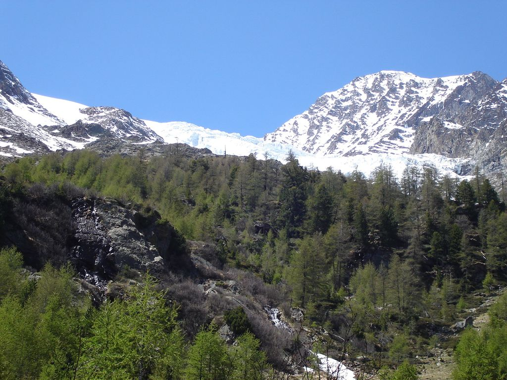 Holiday apartment, 75 square meters , Saas-fee