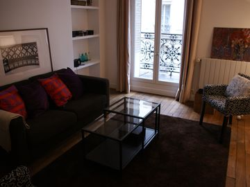 4 ROOMS apartment - Living room