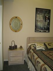 Branson condo photo - Trout Bedroom