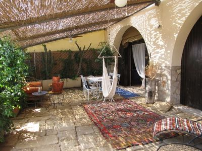 MARZAMEMI House - Charming house of fishermen, the sea, in the trap of '700
