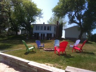 Gladwin house photo - Fire pit