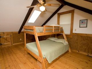 Massanutten lodge photo - Right Hand Loft
