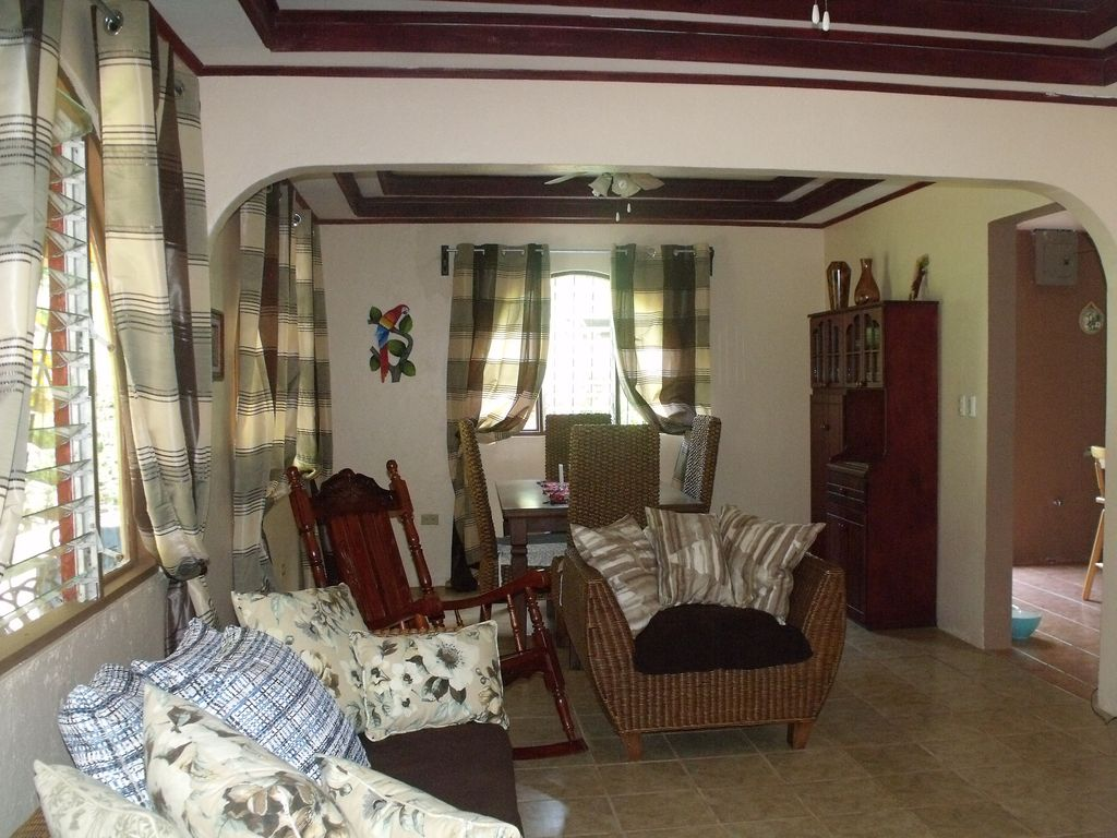 rich in rustic charm 2 bedroom / 1 bath private house jaco