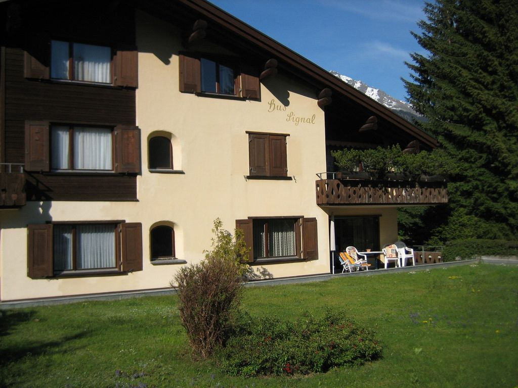 Holiday apartment, 50 square meters , Klosters
