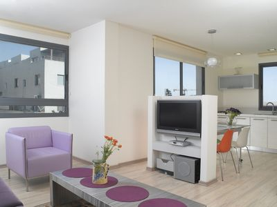 Tel Aviv apartment rental - Interior