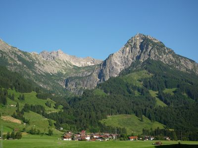 Comfort apartments for 2-5 pers. in Reichenbach / Oberstdorf mountain railways incl.