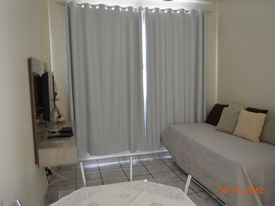 Apartment with 1 bedroom parking a block and a half from the beach wifi 15 mega