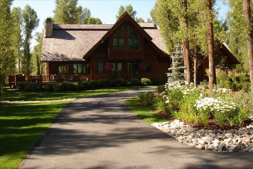 Wilson Vacation Rental Vrbo 321602 5 Br Jackson Hole