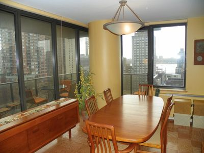 Dining room, looking SW