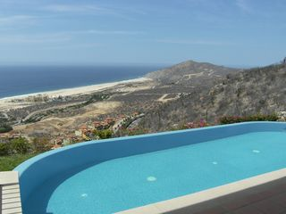 Imagine cooling off in your pool on a beautiful afternoon or evening. - Cabo San Lucas villa vacation rental photo
