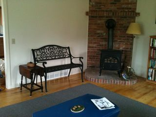 Middletown Springs house photo - living room