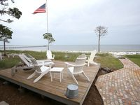 Beachfront Cottage on Secluded St. Teresa Beach.  Sleeps 6!