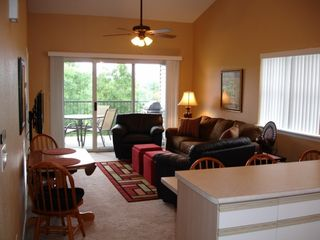 Branson condo photo - Comfort and Charm With A Mountain View!
