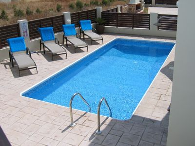 Kapparis villa rental - Take a Refreshing Dip in the Pool