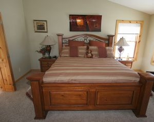 Pagosa Springs house photo - Master Suite