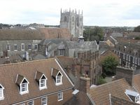 Newly Renovated Modern Apartment In Medieval Kings Lynn Centre
