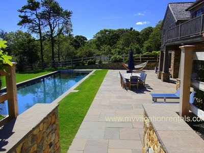 Pool, Patio and Yard