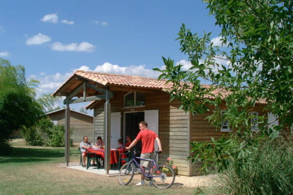 Holiday house, 50 square meters , Castelmoron-sur-lot, France