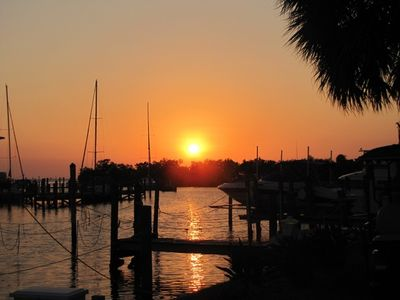 Amazing SW Florida Sunsets at Burnt Store Marina