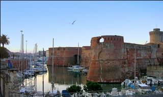 Livorno apartment photo - Fortezza Vecchia (Old Fortress) a Livorno Landmark