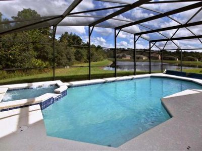 Clean and Spacious Disney Vacation Pool Home