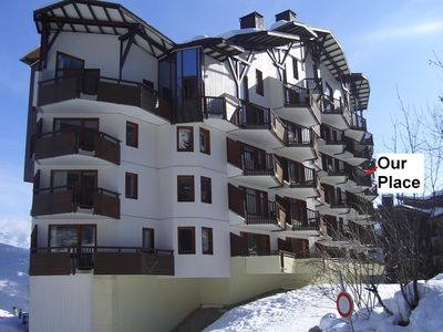 La Tania apartment rental - Our Place