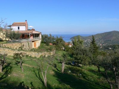 Castellabate farmhouse rental