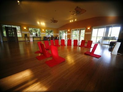 Retreat Space for events, workshops & presentations.