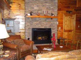 Cozy, Warm & Inviting... - Pigeon Forge cabin vacation rental photo