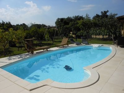 VILLA PRIVATE SWIMMING POOL and GARDEN Rental 1st floor