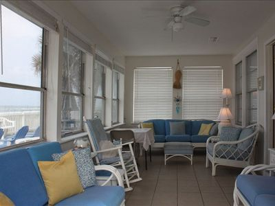 Beachfront Sunroom